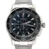 Zenith El Primero Stratus Flyback Chronograph Men's Watch...
