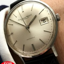 IWC Wonderful IWC Automatik Automatic Vintage Watch in Steel