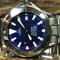 歐米茄 (Omega) Seamaster 300m Chronometer Divers Electric Blue
