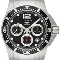 Longines HydroConquest Column Wheel Automatic Chronograph
