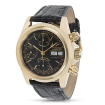 Chase-Durer Fighter Command CD262.8BBx Men's Watch in 18k...