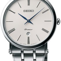 Seiko Premier Herrenuhr SKP391P1