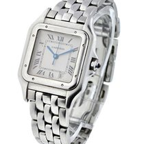 Cartier W25054P5 Panther Mid Size - Steel - Mid Size