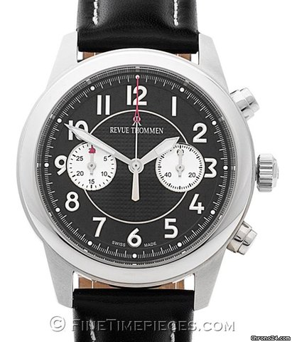 Revue Thommen Airspeed Bicompax  Chronograph Automatik - 16064 . 6737