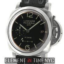 Panerai Luminor Collection Luminor 1950 8 Days GMT 44mm M...