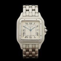 Cartier Panthere Stainless Steel Unisex 1300