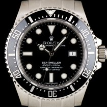 勞力士 (Rolex) S/S Unworn New Style Ceramic Sea-Dweller 4000ft...