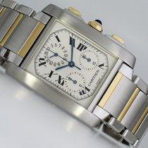Cartier Tank Francaise Chrono Reflex