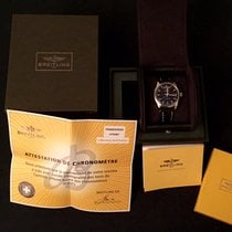 Breitling Transocean Day & Date Automatic Black Dial