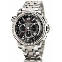 Carl F. Bucherer Carl F.  Patravi TraveTec Chronograph...