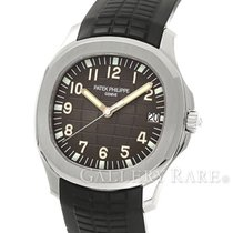 Patek Philippe Aquanaut Extra Large Date Stainless Steel...