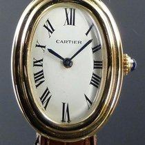 Cartier Baignoire Or Jaune Mécanique