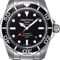 Certina DS Action C013.407.11.051.00 Sportliche Herrenuhr...