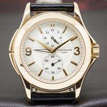 Patek Philippe 5134R-011 Travel Time 18K Rose Gold Manual Wind...