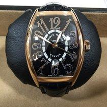 Franck Muller 8880 Cintree Curvex 750 Rosegold | Special price...