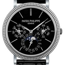 Patek Philippe 5139G-010 Grand Complications 38mm Black Index...