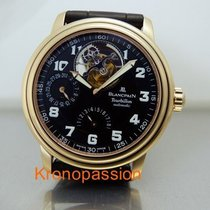 블랑팡 (Blancpain) Tourbillon 8 Days Power Reserve 18k Rose Gold