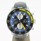 IWC Aquatimer Chronograph Yellow Dial (B&P2010) 44mm