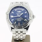 Breitling Headwind (B&P2006) Blue Dial 43MM