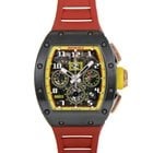 Richard Mille RM 011 Felipe Massa Badminton Mens Chronograph...