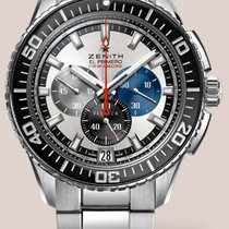 Zenith Striking 10th Stratos Flyback · Tribute to Felix...