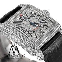 Franck Muller Diamond  Conquistador Cortez 10000h Sc Stainless...