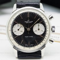 Breitling 2002 Vintage Top Time Reverse Panda Dial SS (24546)
