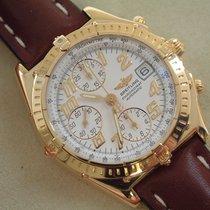 Breitling 18 Kt Chronomat Vitesse 39 mm, Gelbgold