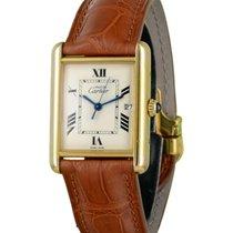 Cartier Tank Must Vermeil