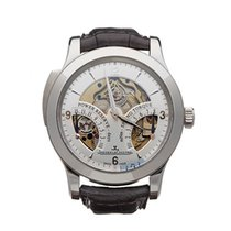 Jaeger-LeCoultre Master Minute Repeater Platinum Gents 164.64.20