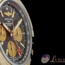 Breitling Chronomat 44 GMT 18kt Rosegold/Edelstahl Manufakturw...