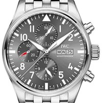IWC Schaffhausen IW377719 Pilot's Watch Chronograph...