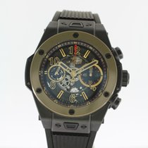 Hublot Big Bang Unico Magic Ceramic Gold Full
