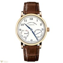 A. Lange & Söhne A  1815 Up/Down Brown Leather Men's...