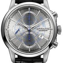 Hamilton Railroad Chronograph Automatikuhr H40656781
