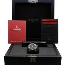 Omega Ltd. Ed Steel James Bond Spectre 007 Watch 233.32.41.21.0