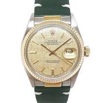 Rolex Vintage Oyster Perpetual Datejust Ref 1601 (Year 1970