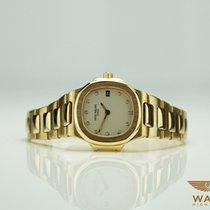 Patek Philippe Nautilus Lady Ref: 4700 750/18K Gold