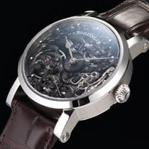 Benzinger Full Skeleton Floral Black
