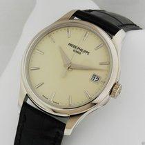 Patek Philippe Calatrava Mens Wristwatch Model 5227G B&P New
