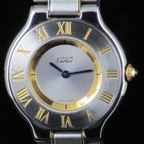 Cartier Must 21 Steel&Gold Quartz