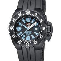 Luminox Mens Deep Sea Dive Automatic - Black Dial w/ Blue -...