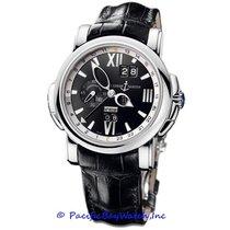 Ulysse Nardin GMT Perpetual 320-60/32 Pre-Owned