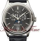 Patek Philippe 5146P ANNUAL CALENDAR MOONPHASE POWER RE...