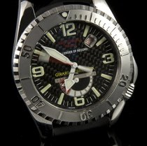 Girard Perregaux SEA HAWK II  USA 71 CHALLENGER OF RECORD...