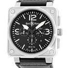 Bell & Ross BR 01-94 Automatic Chronograph Strapwatch