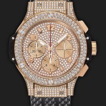 Hublot Big Bang Gold Full Pavé 41 mm