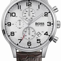 Hugo Boss Gents Chrono 1512447 Herrenchronograph Zeitloses Design