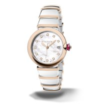 Bulgari Bulagri Ladies LU36WSPGSPGD-11 Watch