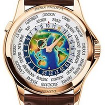 Patek Philippe 5131R-001 Complications World Time 39.5mm...